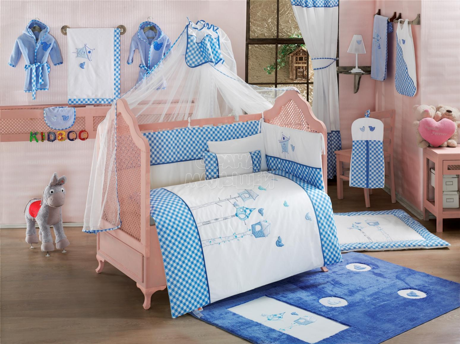 Идеи для детской своими руками - Дизайн детской комнаты 63
